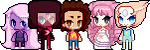 FREE AVATARS - Steven Universe by CthulhuFruitLoops