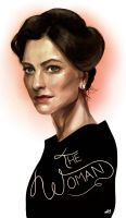 Irene Adler by holy-molars