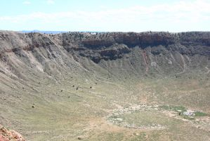 Meteor Crater by Dr-J-Zoidberg