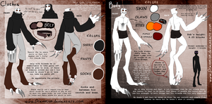 Zub's new reference sheet -23.11.2013- by Drawotion