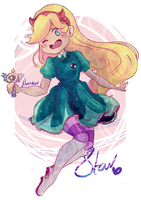 Star Butterfly by Nonirikku