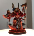 Chaos Terminator Lord by Dorreah