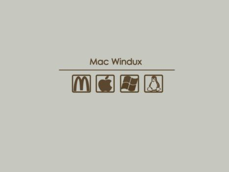 Mac Windux by w00w