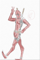 Another Deadpool by XantheStar