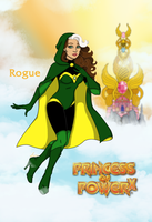 Princess of Power X: ROGUE by Lightengale