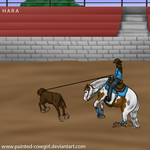 Kasey-HARA SVR Breakaway by painted-cowgirl