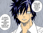 Gray Fullbuster by Wombaggerjack