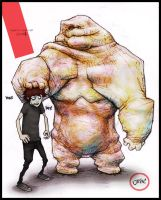 HEAVY MATTER by solitarium