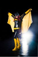 Batgirl II by winged--icarus