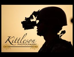 Soldier's Silhouette by kittleson013006