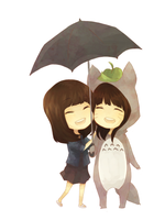 SNSD: umbrella by jackettt