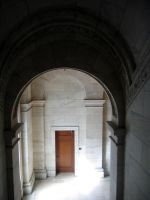 new york library by circusspider-stock