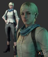 RE6 Sherry Birkin Asia by Sticklove