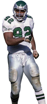 Reggie White cut by hatlaczkiadam