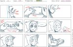 Turtlecat VS Catculus Storyboard Part 2 by Pin-eye