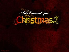 All I Want for Christmas by pinguino