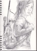 Ellie (The last of us) by Graphic-Ashley