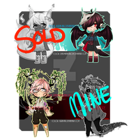 Nature collab adopts (set price) by DeadmanJackalope