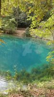 Autumn at the Blautopf 3 by Ahisis-Killia-Leroy