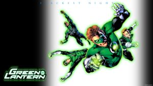 Green Lanterns by Xionice