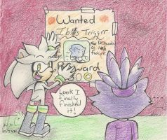 .:CE:.Wanted Poster by Starzway