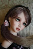 Murron ( Souldoll Yeon Bee) by CandyKittensEmporium