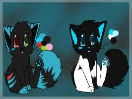 Adoptables by BubbleTeaCaT-Fleecy