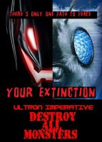 {tease} ULTRON IMPERITIVE - DESTROY ALL MONSTERS by RMC1618
