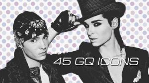 Icons: 45 GQ by Mariesen