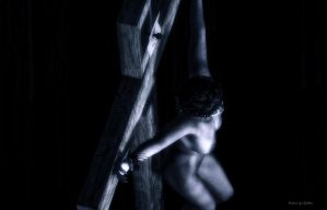 Crucified in the darkness I by passionofagoddess