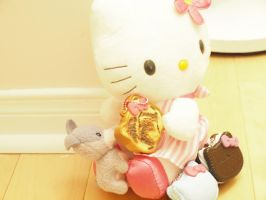 Hello-Kitty Sweets by ImSugarRibbon