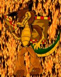 Dingodile is HOT by Debbiefox