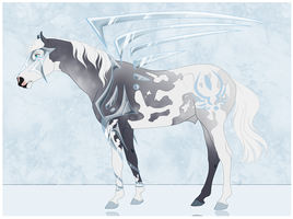 Horse Adopt #2 (CLOSED) by Arcies