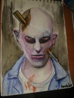 Zombie by KevinNArt