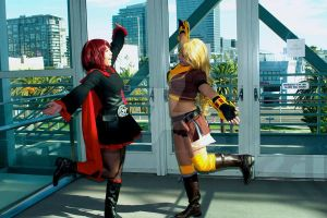 Yang! Ruby! by OneOfManyFaces
