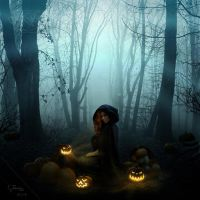 Halloween Lights by FeriAnimations