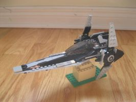 Imperial V-wing Star Fighter 7915 by Brutechieftan