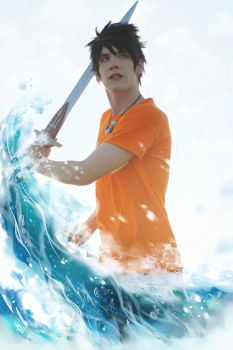 Heroes Of Olympus ~ Percy Jackson by Yamato-Leaphere