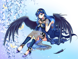 My Little Pony: Princess Luna by Rurutia8