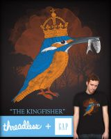 The Kingfisher by freeagent08