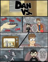 Dan Vs Pet Miracles Page 1 by Mytokyokitty