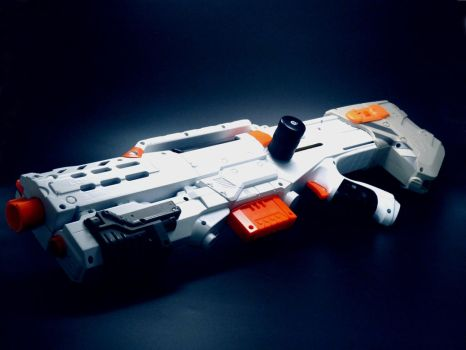 Custom Nerf Longshot Beauty Shot by SuicideNeil