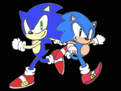 SONIC FORCES by modernsonic1223