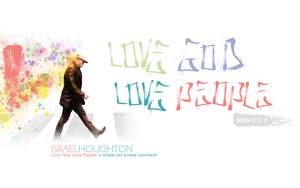 Israel Houghton Wallpaper by phatboy7