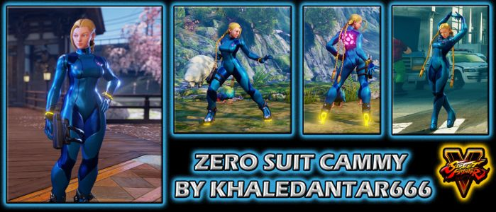 ZERO SUIT CAMMY by Khaledantar666