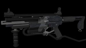 Lazer Rifle V3.0(Posed) by Gloomreach