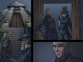 Fall of Pileaus Page 2 by ChrisSummersArts