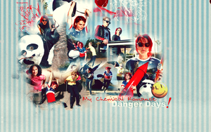 My Chem wallpaper 016 by saygreenday