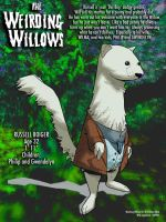 WEIRDING WILLOWS Russell Boiger by DeevElliott
