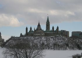 parliament hill by ToxicChick